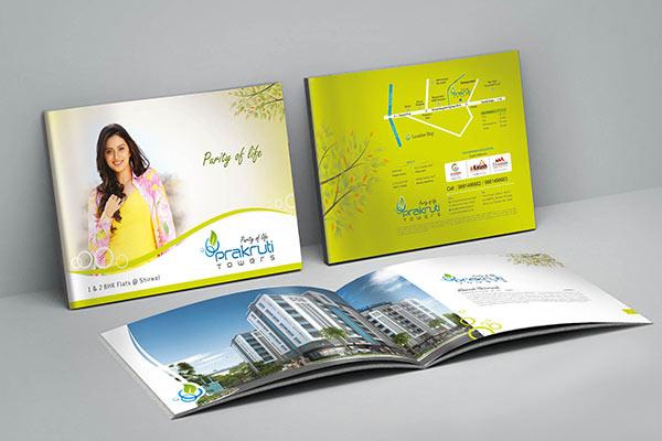 brochure catalog design printing agency in pune