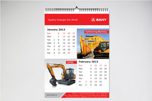calenders and diaries Designing and Printing agency in pune